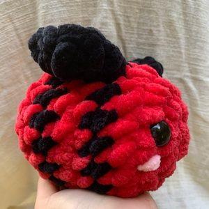 Crochet Bee 🎃
